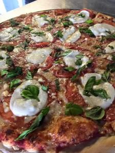 Pizza-Mozz&Basil