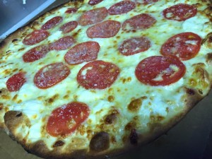 Pizza-pepp